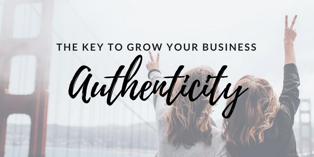 PART 6: Be Authentic